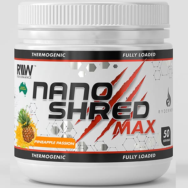 Ryderwear Nano Shred