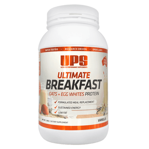 UPS Ultimate Breakfast - Derrimut 24:7 Gym
