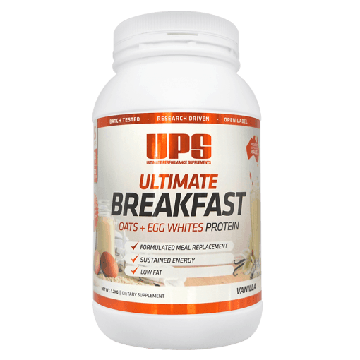 UPS Ultimate Breakfast