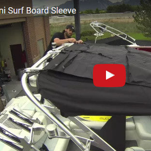 Bimini Surf Board Sleeve