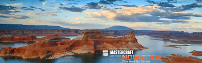 Have you ever thought of boating at Lake Powell?