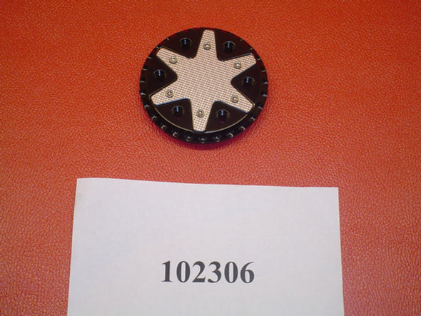 CENTER CAP - PS/MS/XserieSTEERING WHEEL 2010-12