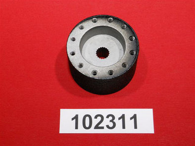 HUB-STEERING SPLINED USE W/102312 '12-'14