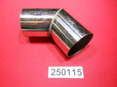 "ELBOW-3.5""x3.5""x50* '07-12 SS EXHAUST RTP/MCX/LY6/5.7&6.0 CRUS."