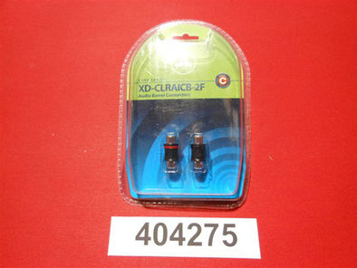 ADAPTER - RCA BARREL 2011-12 2-PER PKG