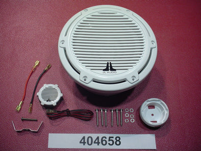 "SPEAKER-W/FLUSH MT TWEETER FOR BOAT 7"" '07 MINIMUM OF 6"