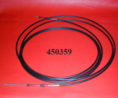 CABLE-CONTROL 19' THROT TLE/SHIFT 190/197/X7/209/X9,265 '08-'14
