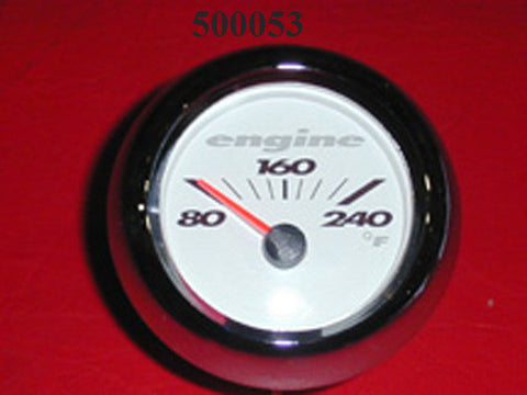 GAUGE-TEMP WHITE 190/205 SD 00-03, PS/X2/X5/X7/X9/X10/X30 03-04