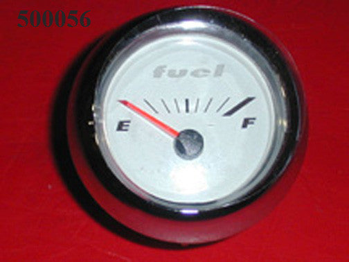 MASTERCRAFT FUEL GAUGE - WHITE