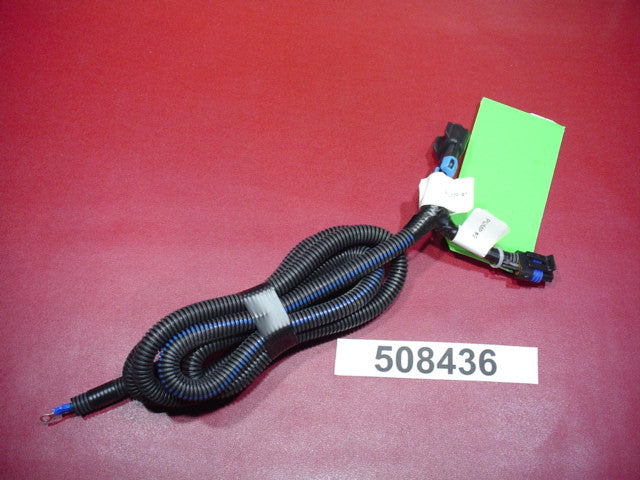 MasterCraft 508436 HARNESS-WIRING FUEL 99-10 76-INCH LONG W/GROUND on battery harness, pony harness, nakamichi harness, obd0 to obd1 conversion harness, pet harness, maxi-seal harness, swing harness, amp bypass harness, electrical harness, alpine stereo harness, oxygen sensor extension harness, cable harness, engine harness, dog harness, safety harness, radio harness, fall protection harness, suspension harness,