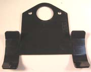 "BRACKET, HEAT EXCHANGER 6"" 08"