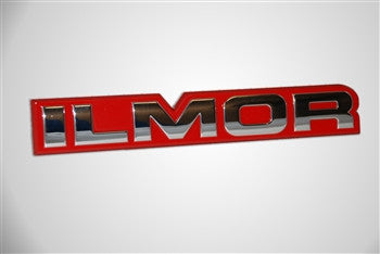 Ilmor Intake Decal Red