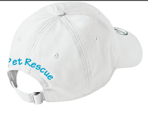 Animal Rescue Adjustable Unstructured Cap