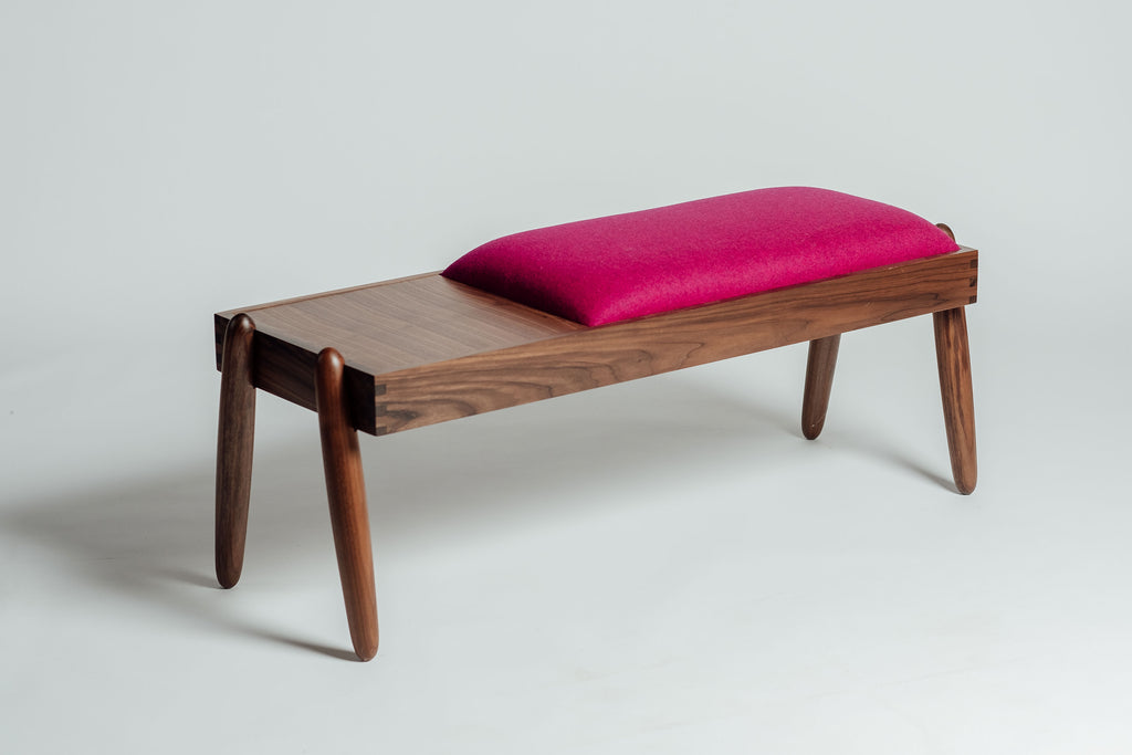 Soloman Bench/Table by Hunt & Noyer