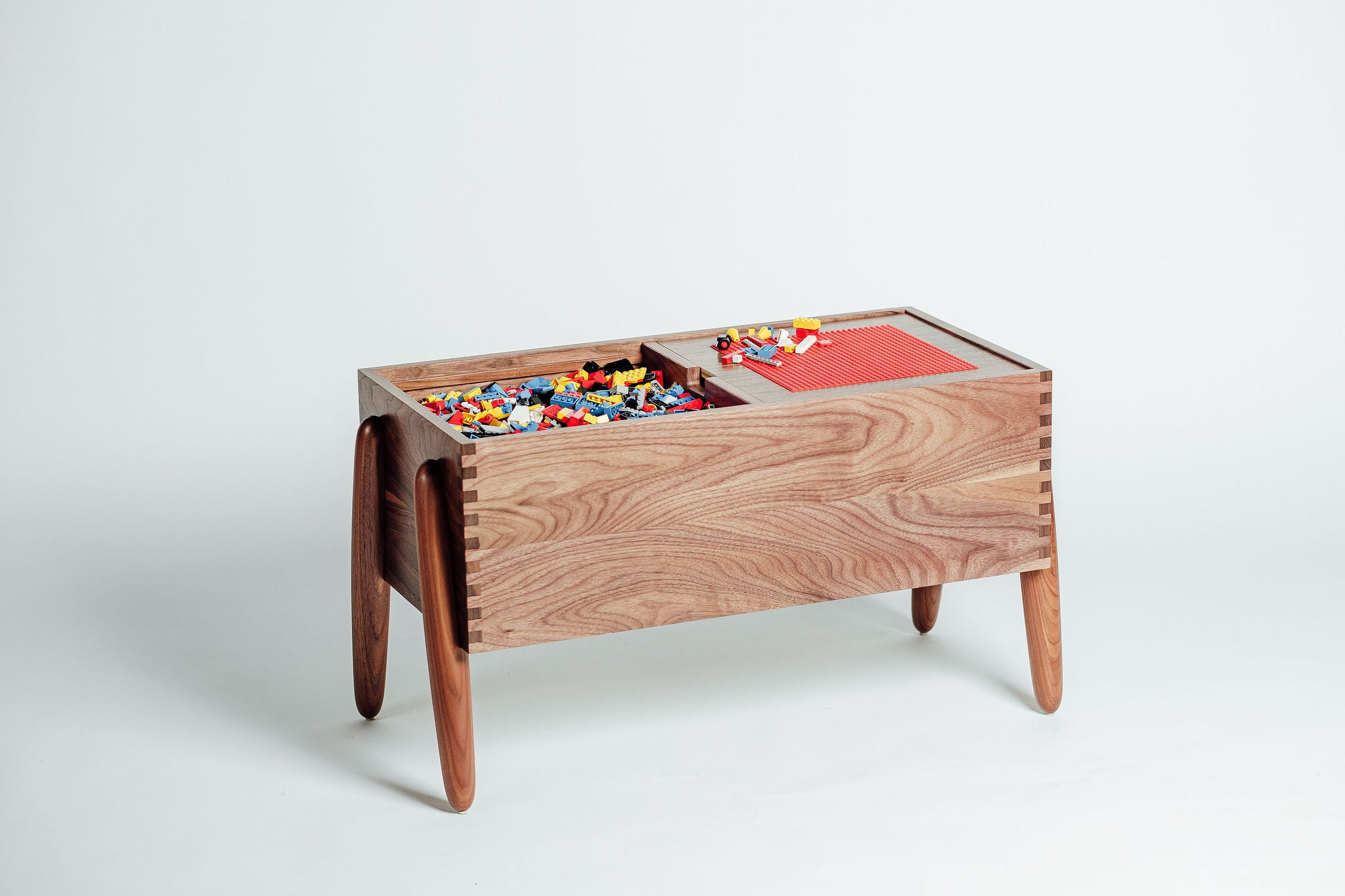 Solomon Storage & Play Bench