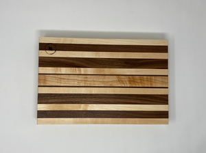 Maple & Walnut Board