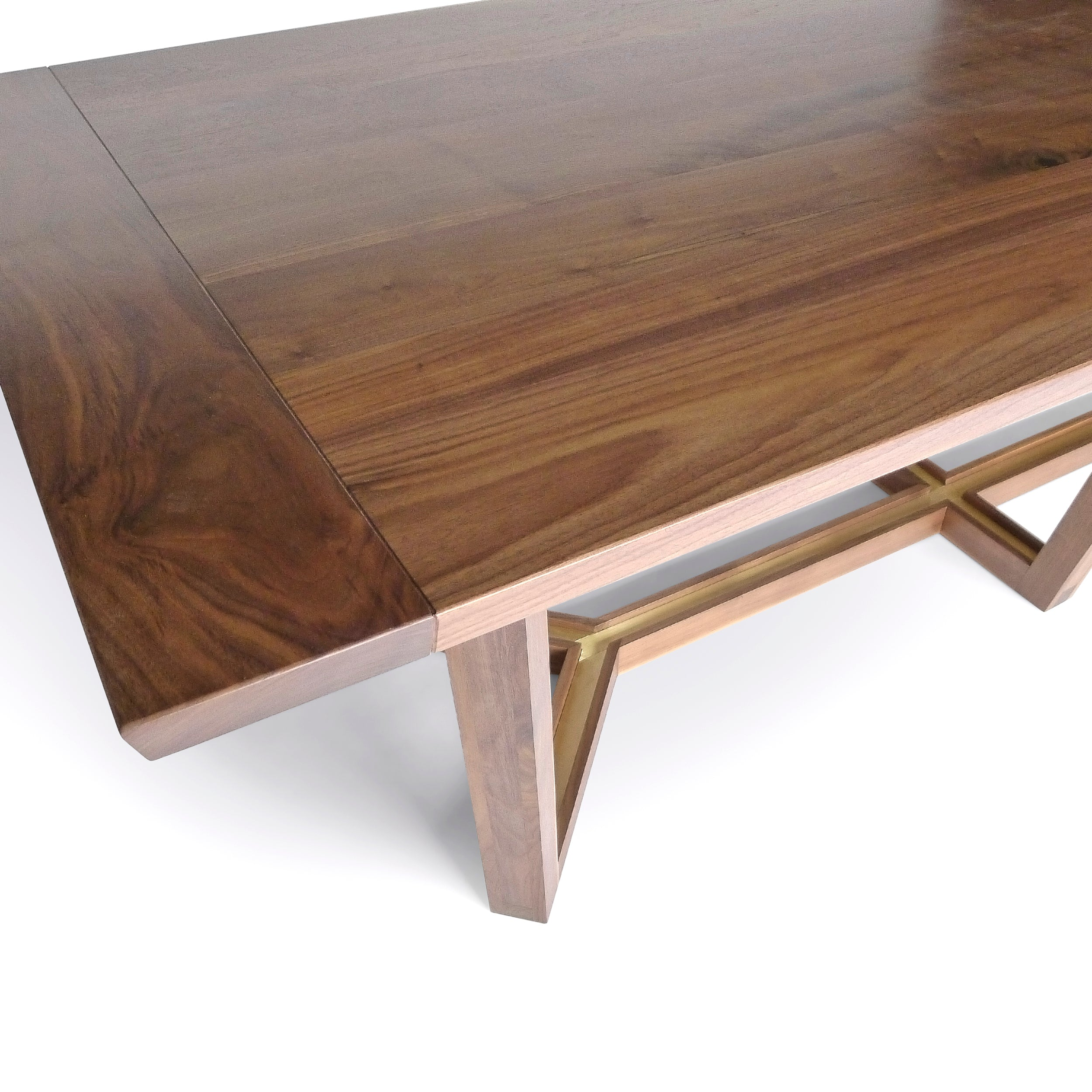 Boulevard Dining Table by Hunt & Noyer
