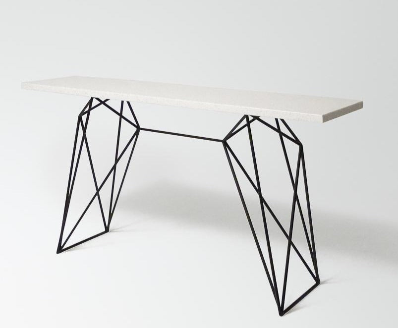 Fuller Console Table by Hunt & Noyer