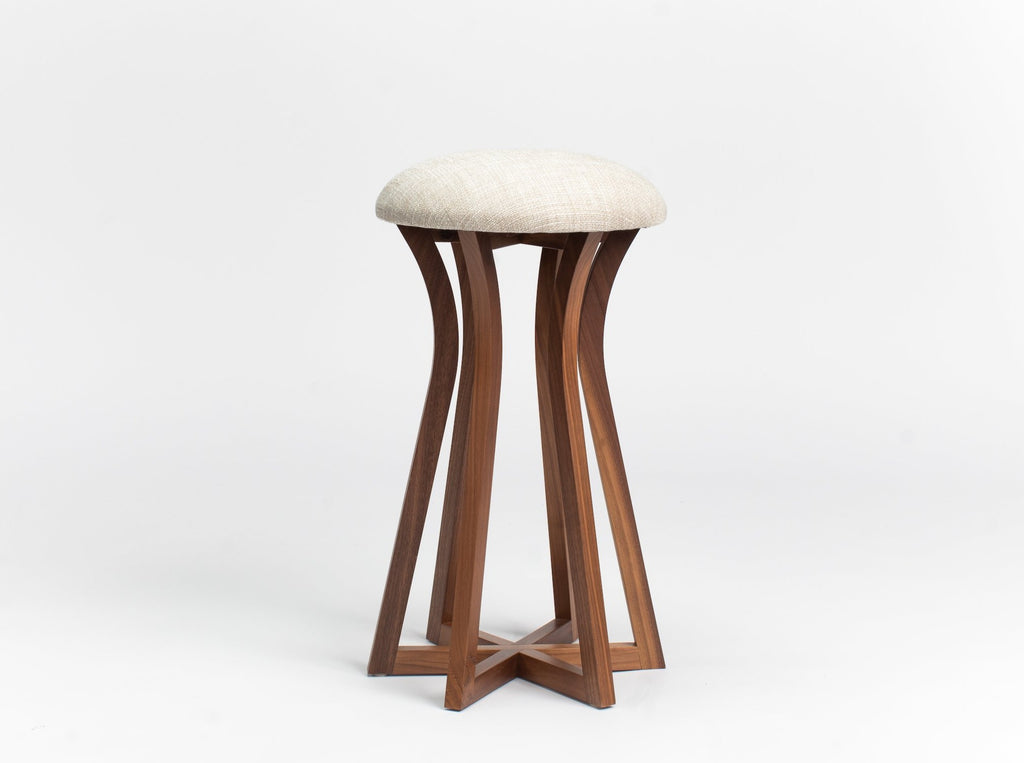 Aster Stool by Hunt & Noyer