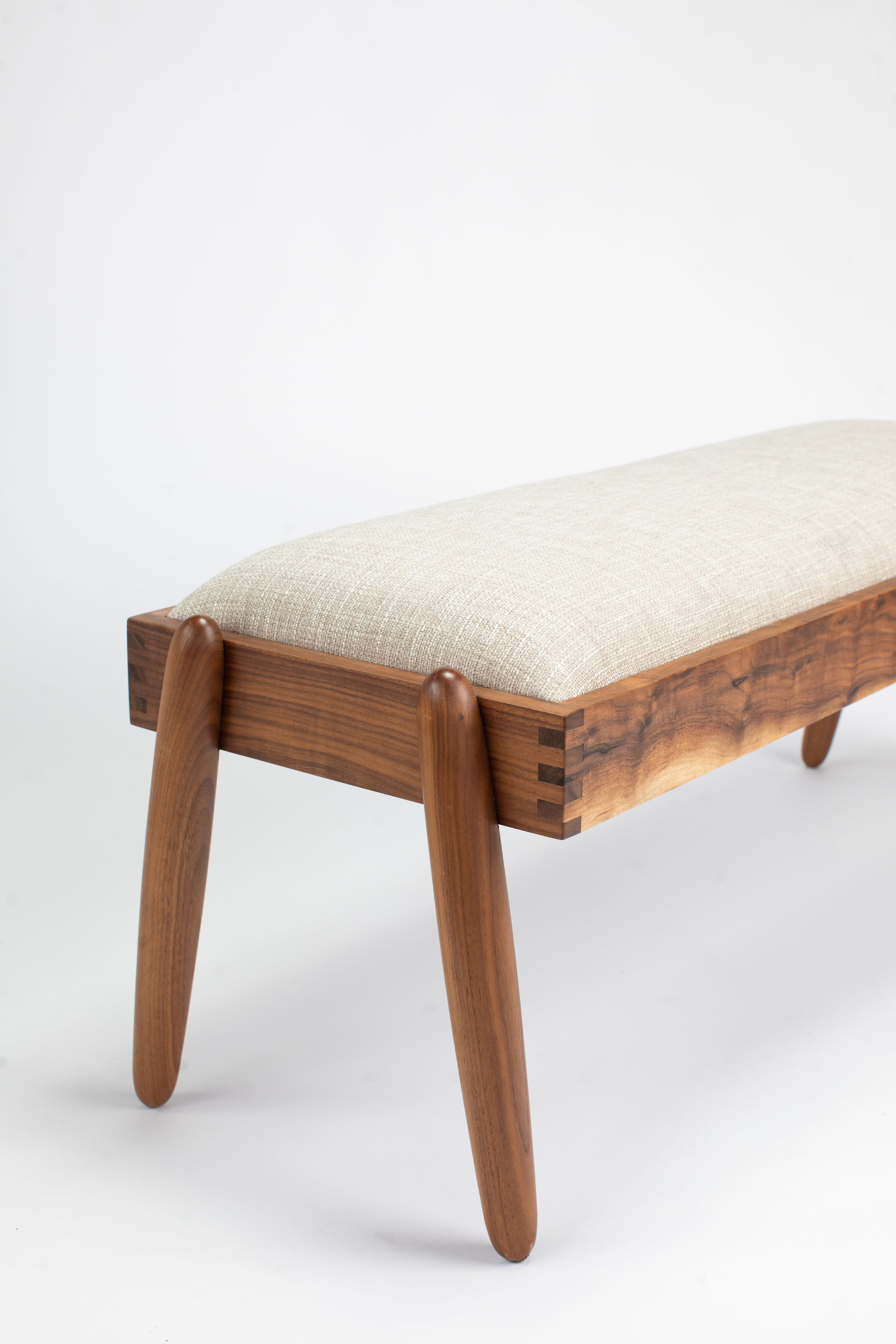 Soloman Upholstered by Hunt & Noyer