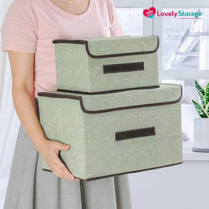 MULTI-ORGANISER Storage Boxes space-saving bag storage ideas clothes storage boxes fabric storage boxes large basket toy storage bag space-saver - Lovely Storage