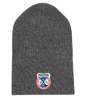 Unisex Long Length Knit Beanie