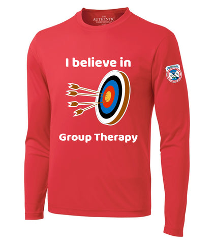 Unisex Archers Group Therapy Tee