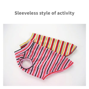 Everyday stretch sleeveless t-shirt
