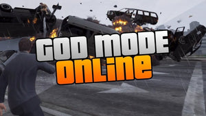 GTA 5 Online God Mode (All consoles)-Supreme Wizardry