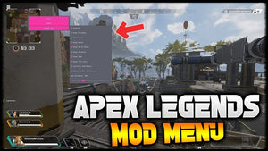 Apex Legends Mod Menu-Supreme Wizardry