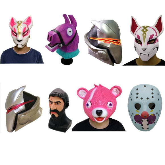Fortnite Masks-Supreme Wizardry