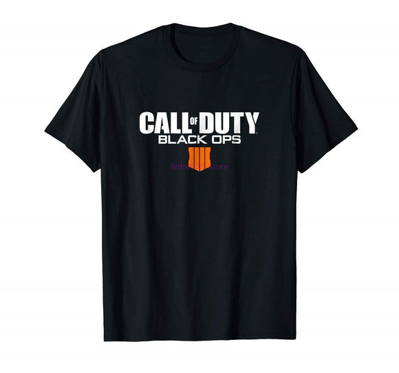Call of Duty Black Ops 4 Logo T Shirt-Supreme Wizardry