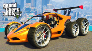 GTA 5 Online Modded Vehicle (All consoles)-Supreme Wizardry