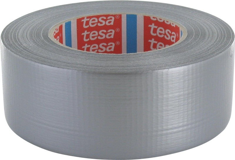 Extra Power Universal TESA 50 m. 48 mm silbergrau