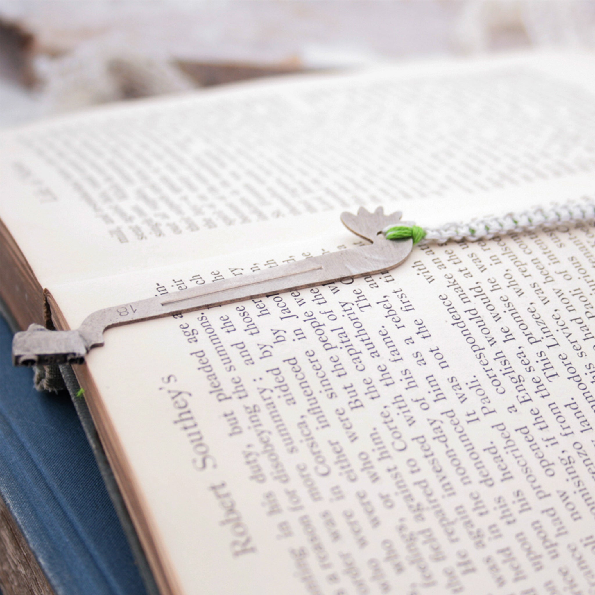 Typebar Bookmark