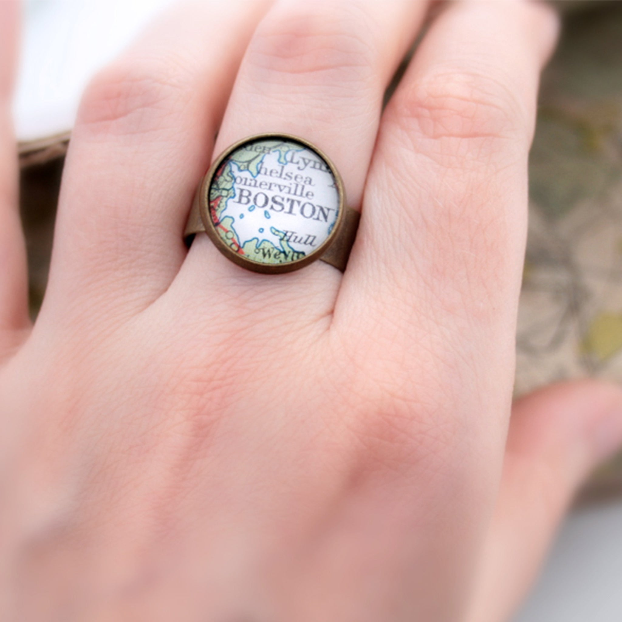 Little Wanderlust Ring