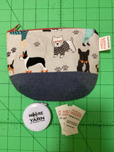 Load image into Gallery viewer, Neptune Bucket Zipper Pouch