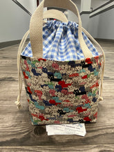 Load image into Gallery viewer, Hazlet Drawstring Tote - Medium