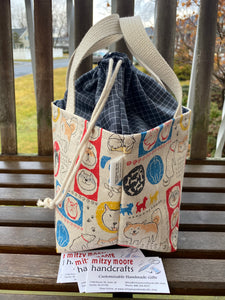 Hazlet Drawstring Tote - Medium