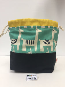 Highlands Drawstring Bag