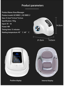 Knee Pain Relieve Massager (Infrared Heating and Airbag Massage)