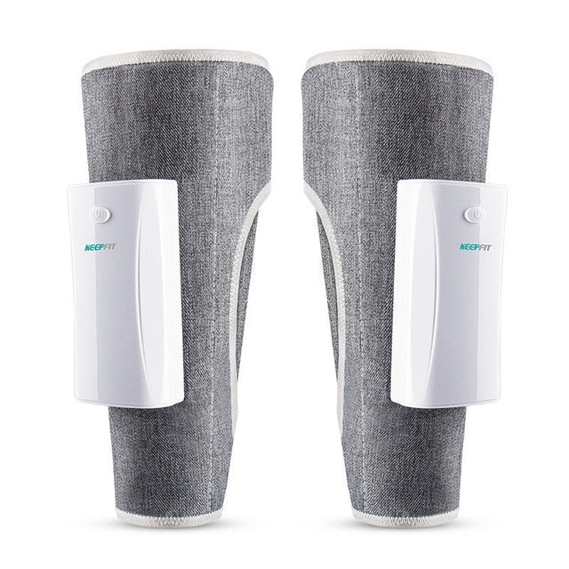 KEEPFIT Wireless Leg Massager (Air Compression Leg Massage)
