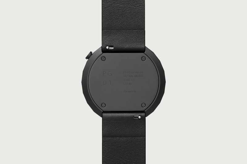 POLYGON-PG01 (Black/Black)