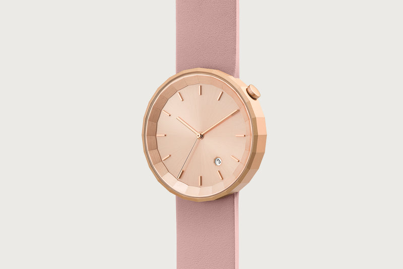 POLYGON-PG03 (Rose Gold/Pink)
