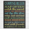 Champions Tee Camping rules print GST