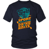 Golf The Only Sport Where You Can Drink And Drive Shirt Golf Gift