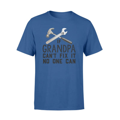 fix it T shirt - Gifts for grandpa