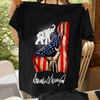 Best selling Champions Tee G2 Trump elephant american flag shirt GST