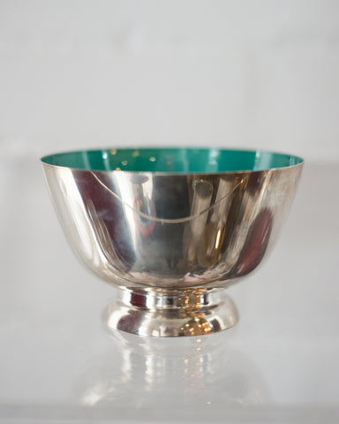 MID-CENTURY SMALL STERLING BOWL