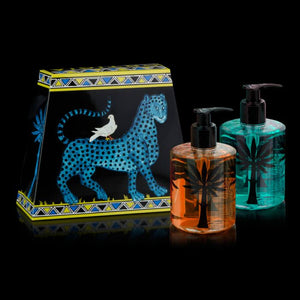 ORTIGIA GATTOPARDO LIQUID SOAP GIFT SET
